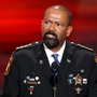 Clerk: Milwaukee Sheriff Clarke resigns