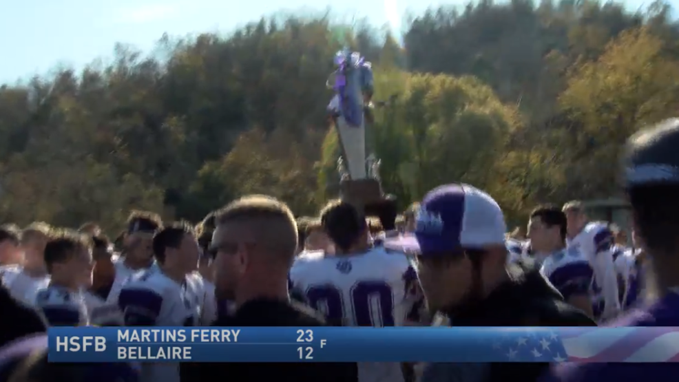 11.2.19 Highlights - Bellaire vs Martins Ferry