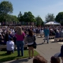 Crowds honor the fallen at Willamette National Cemetery