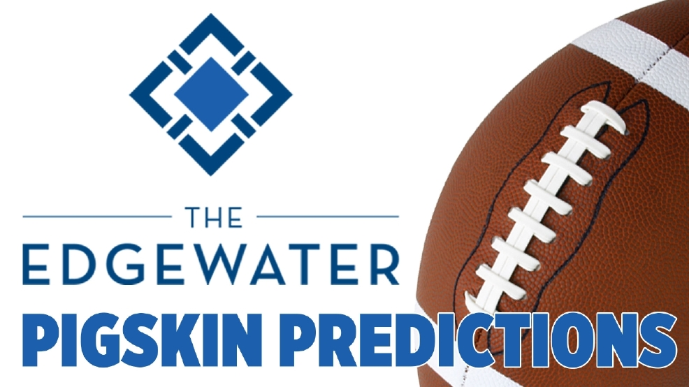 The Edgewater Pigskin Predictions Contest