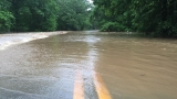 Widespread flooding in Arkansas