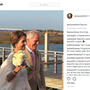 Former First Lady Jenny Sanford remarries over the weekend