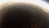 Local photographer gets shot of eclipse's shadow from stratospheric balloon