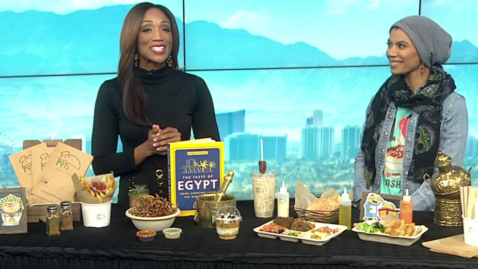 'POTs' is the first and only vegan Egyptian restaurant in Vegas