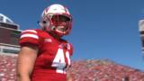 Kearney native Luke McNitt named a 2017 captain for Nebraska