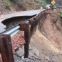 Siskiyou County Public Works crews are dealing with about 15 slides