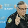 Arizona Sheriff Joe Arpaio officially charged with criminal contempt