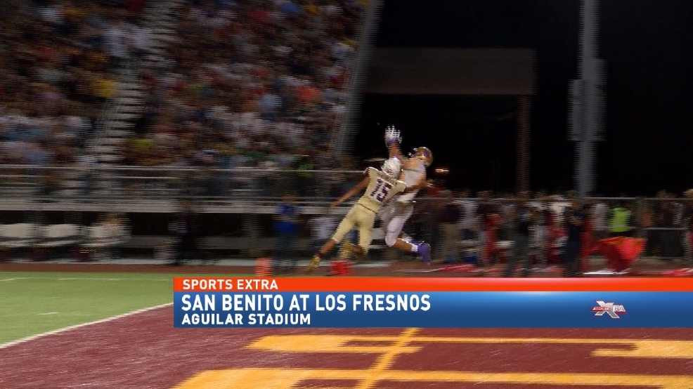 San Benito Stays Perfect By Holding Off Los Fresnos On The Road