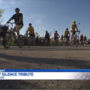 West Michigan bicyclists participate in the annual Ride of Silence