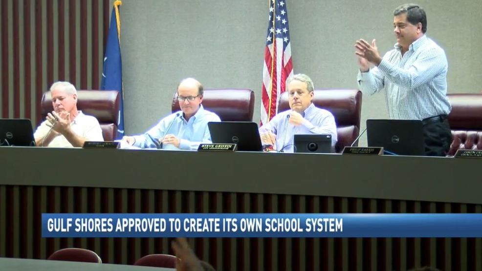 Parents give standing ovation as Gulf Shores moves forward ...