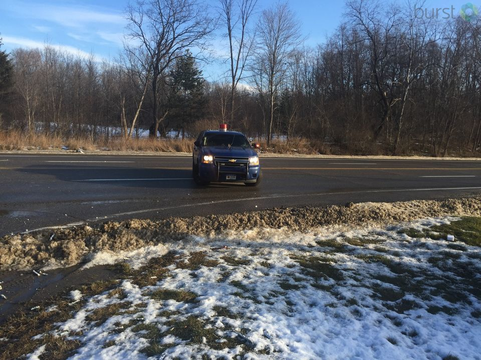 Michigan State Police say they are investigating a fatal crash on Dixie Highway in Ortonville. (WEYI/WSMH)