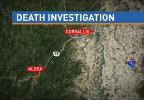 NBC16_death investigation Alsea map.png