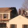 Forest family displaced after chimney fire destroys house
