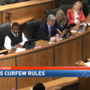 Reality Check: Teen curfew for entertainment district only, not enforceable