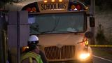 7-year-old hit by truck leaving school bus in Charles County, Maryland, officials say
