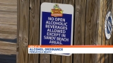 Loophole in alcohol ordinance allows drinking on Pensacola Beach