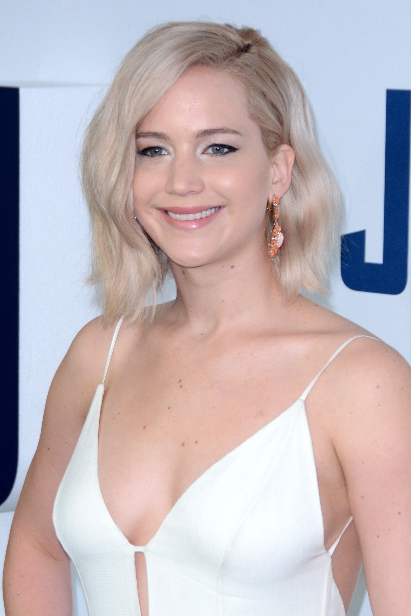 """Joy"" New York Premiere - Red Carpet Arrivals  Featuring: Jennifer Lawrence Where: New York, New York, United States When: 14 Dec 2015 Credit: Ivan Nikolov/WENN.com"