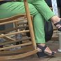 Good Question: What's with all the rocking chairs in downtown Columbia?