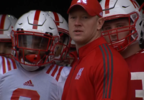 Scott Frost spring game.PNG