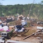 "Woman carried by 2011 tornado: ""When I woke up, my mattress was rising in the air"""