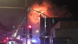 Fire guts landmark Kirksville building