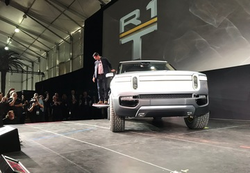 Rivian in talks with GM and Amazon [Report]