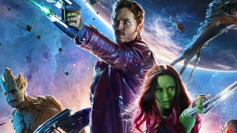 Hooked for the sequel: Teaser trailer, poster for Guardians of the Galaxy Vol. 2 drop