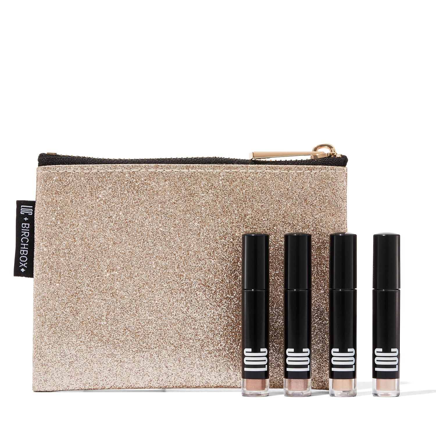 Birchbox Exclusive - Love of Color Liquid Shimmer Shadow Set // Price: $25 // (Image: Birchbox)<p></p>