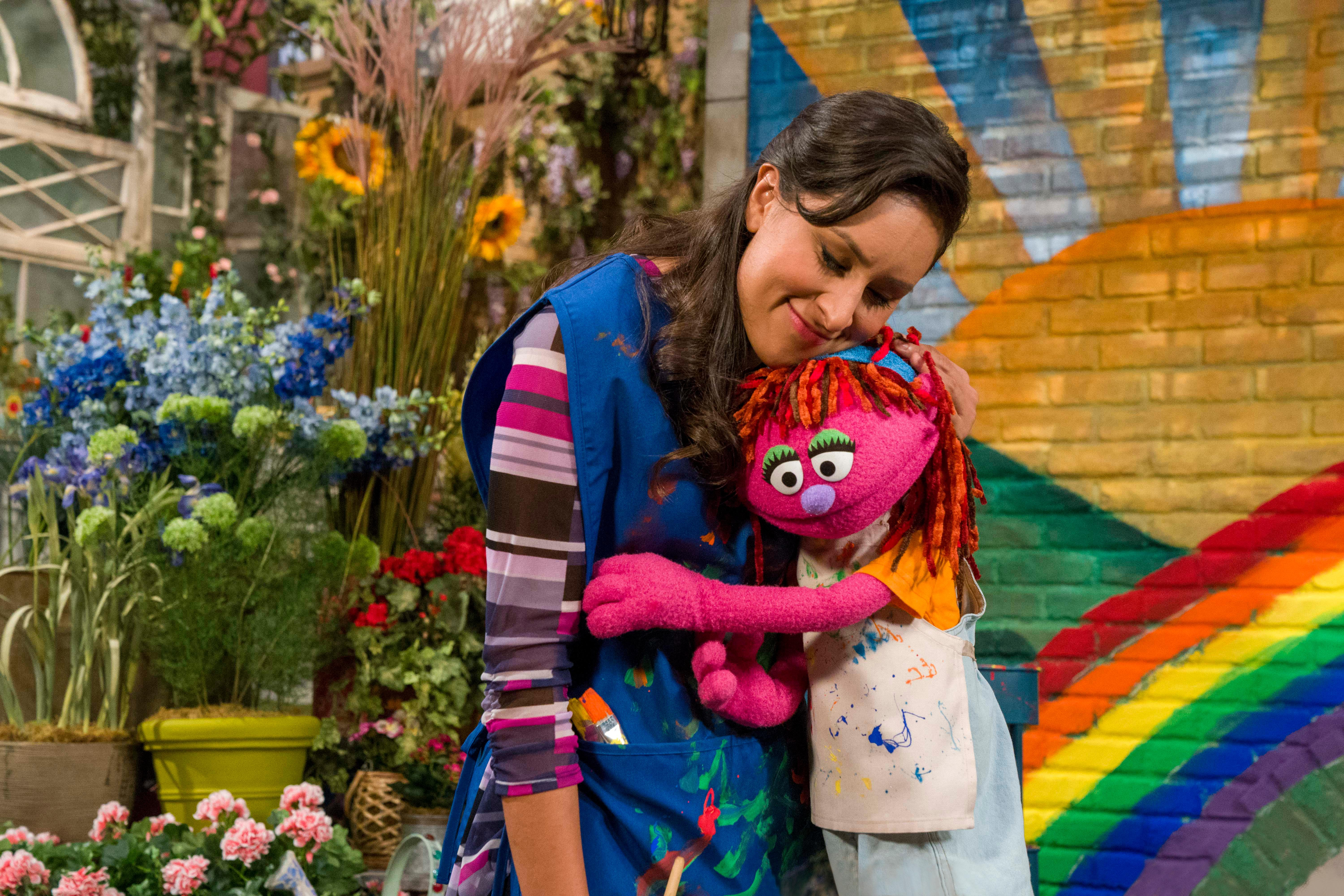 Sesame Street' Muppet will show what homelessness is like from a