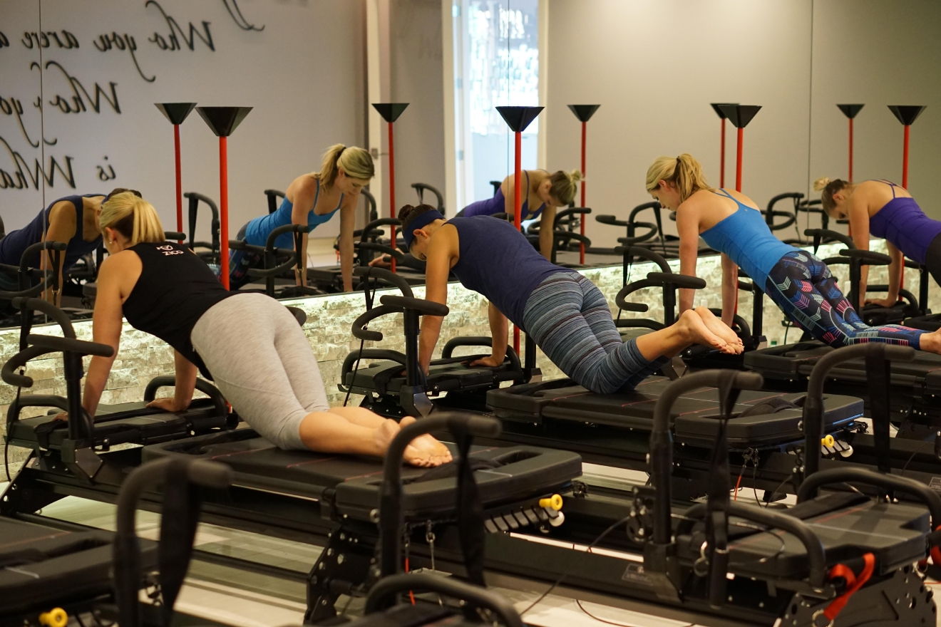 Inspire Seattle offers 40 minute Lagree Fitness workouts which combines the strengthening and toning benefits of weight training and the lengthening and postural enhancing benefits of Pilates in a circuit training sequence. (Image: Inspire Seattle)