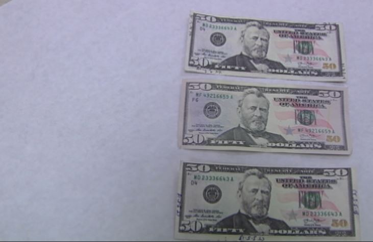 Can you tell which of these bills are counterfeits? (SBG)