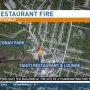 One person rescued after early morning fire in Pittsfield
