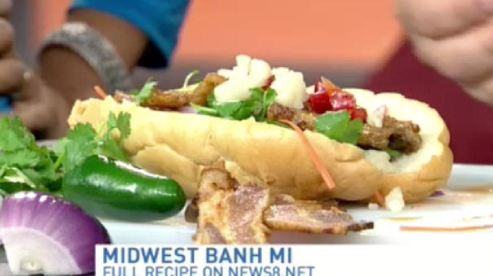 Recipe celebrity chef brian duffy from bar rescue prepares a recipe celebrity chef brian duffy from bar rescue prepares a midwest banh mi forumfinder Gallery