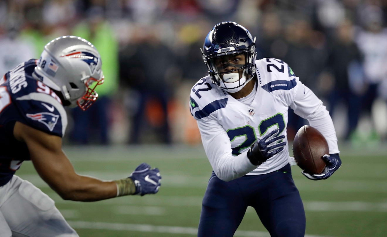 Goal line defense wins it for Seahawks against New England