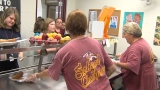 Lunch line grows at Lake Hamilton Schools as district implements cafeteria changes
