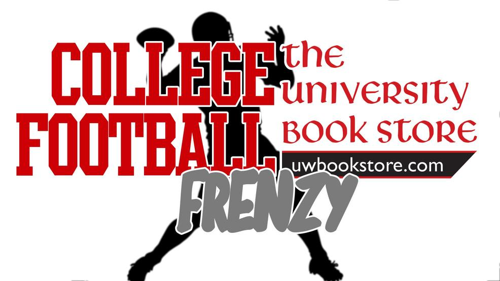 University Book Store College Football Frenzy 2017