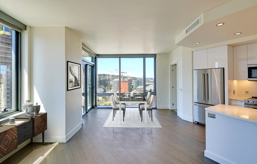 South Lake Union is set to reach new heights of high-end, design-centric living with Stratus.