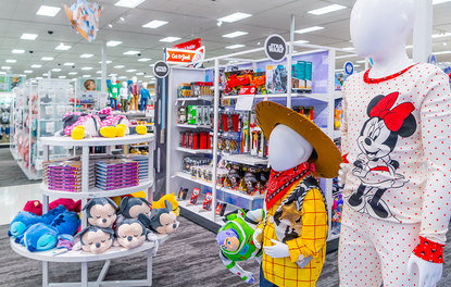 The Magic Of Disney Pops Up At The Lake Stevens Target Seattle Refined