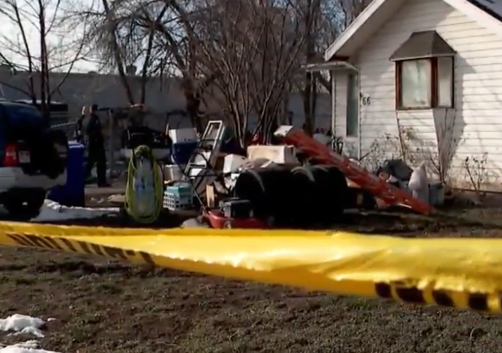 Massive cache of stolen items found in South Salt Lake home (Photo: KUTV)