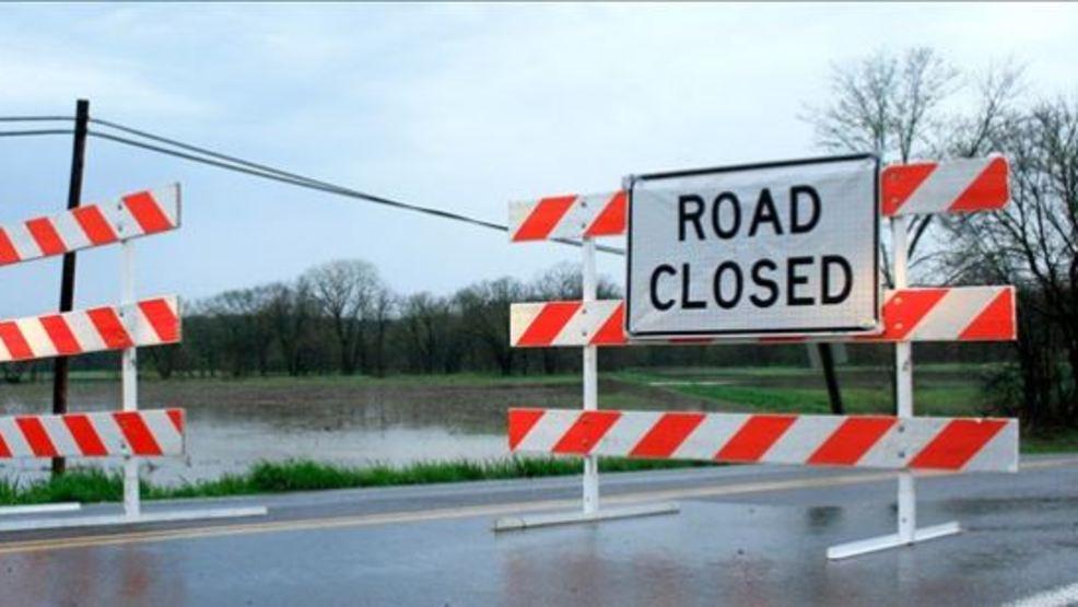 Road Closures In Palm Beach