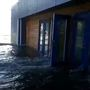 Portions of Birch Bay flood during wind storm; Popular restaurant heavily damaged