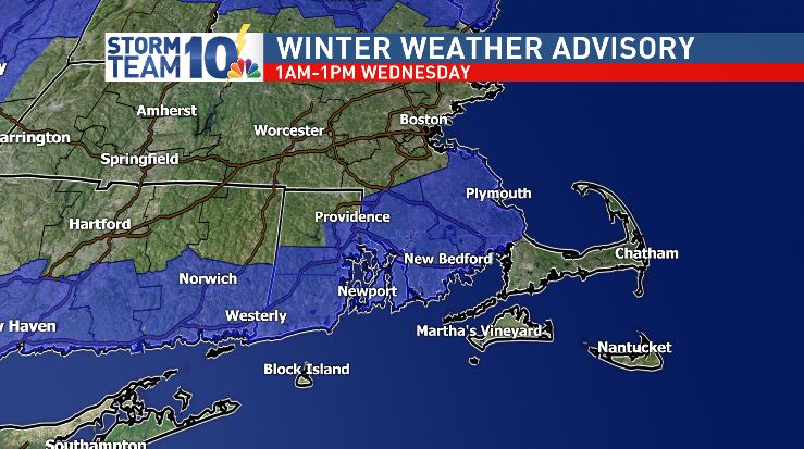 Winter Weather Advisory<p></p>