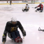 golden knights foundation helps build sled hockey team #nocaps