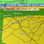Severe storms and flash flooding possible through Tuesday morning