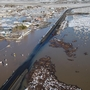 President Trump declares major disaster in Nevada after winter storms and flooding