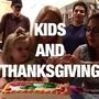 VIDEO: Kids demonstrate the 8 stages of Thanksgiving dinner
