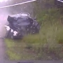WATCH: Police release video of crash, warn drivers of speeding