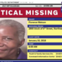 DC police ask for help finding missing 68-year-old woman