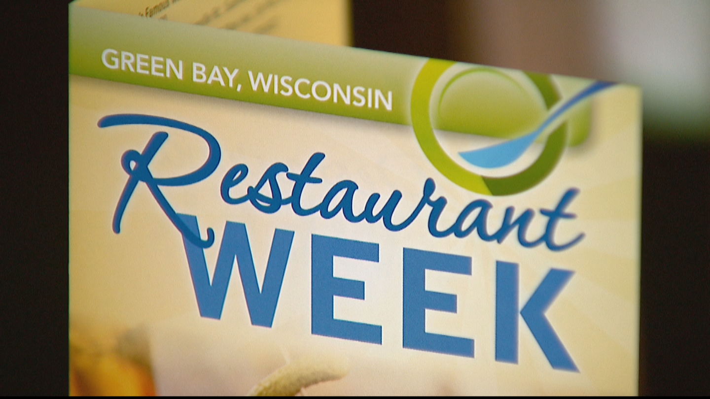 Green Bay Restaurant Week (WLUK/Jessie Basinski)