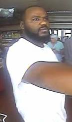 If you recognize this man, call Crime Stoppers at 918-596-COPS or send web tips to www.tulsacrimestoppers.org. (Tulsa Police Department)